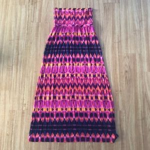 Skirt or can be worn as a Dress Medium